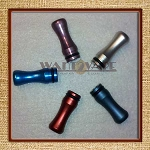 Anodized Aluminum 510 Drip Tips